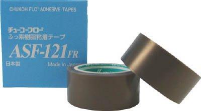 【メーカー直送】チューコーフロー フッ素樹脂粘着テープ 0.18-100X10 ASF121FR18X100-4296 【4861973  B01B4C4NI2