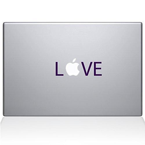 限定価格セール! The Decal Guru Love 0203-MAC-15P-LAV Love Vinyl Sticker Guru older) 15 Macbook Pro (2015 & older) Purple [並行輸入品] B078FBPG7B, 菊鹿町:87de7714 --- a0267596.xsph.ru