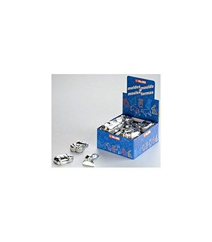 IBILI 801700 Mini tart pans (display box 6 designs-90 pcs)