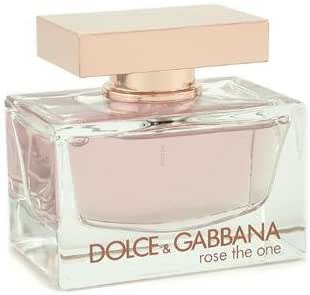 ROSE THE ONE For Women By DOLCE & GABBANA Eau De Parfum Spray