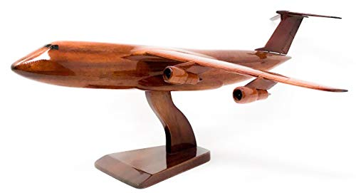 Used, C-5 Galaxy Replica Airplane Model Hand Crafted with for sale  Delivered anywhere in USA