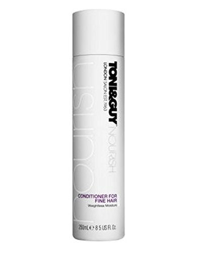 Toni&Guy Nourish Conditioner For Fine Hair 250Ml