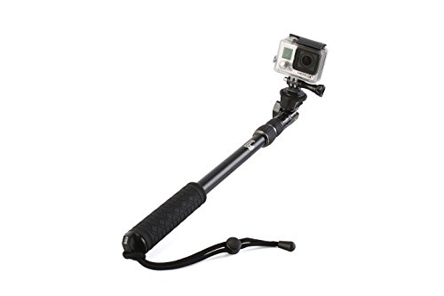 usa free shipping selfie stick use as gopro pole and monopod camera mount go pro. Black Bedroom Furniture Sets. Home Design Ideas