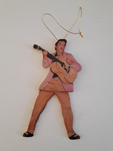(Bradford Elvis Presley Rockin Rollin Edition Ornaments That's All Right Mama)