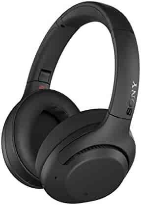 Sony WH-XB900N Wireless Noise Canceling Extra Bass Headphones, Black