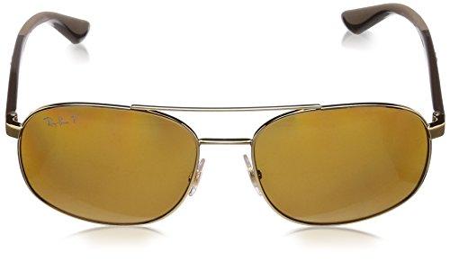 de GOLD Gafas Ray sol Ban 001 83 RB3593 xAwTUn6