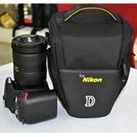 SHOPEE BRANDED Camera Travel Shoulder Bag for Nikon D70's D80 D90 D3000 D3200 D40 D5000 Camera