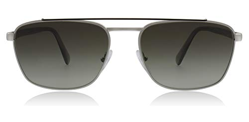 Prada Designer Frames - Prada Men's 0PR 61US Grey/Pale Gold/Grey