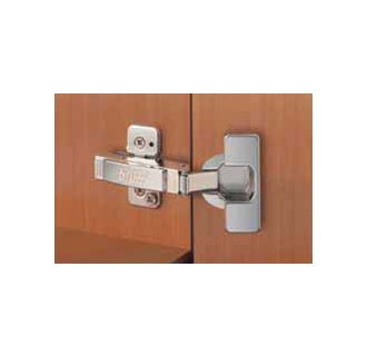 Hinges Screw On Straight Blum Cabinet Hinge Self Closing 107° Concealed