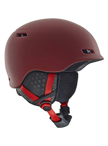 Anon 13362104600L Rodan Helmet, Red, Large (Burton Red Ski Helmet)
