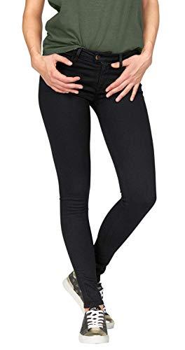 dark Replay Jeans Touch Femme Black black dark Noir qRPRT56n