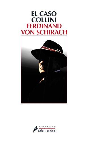 El caso Collini por Ferdinand von Schirach