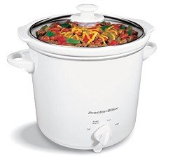 Proctor Silex 33040 4-Quart Round Slow Cooker from Proctor Silex