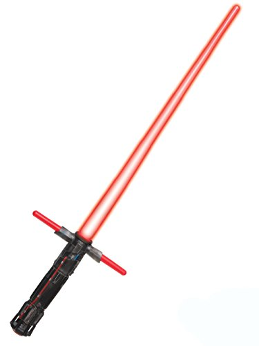Star Wars Episode VII: The Force Awakens Kylo Ren 3-Bladed Lightsaber