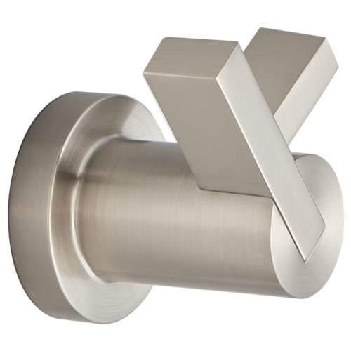 Brizo Litze Robe Hook 693535-NK Luxe Nickel