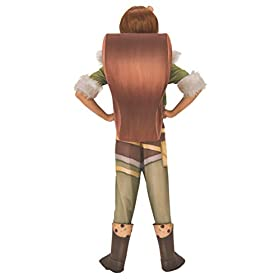 - 31YxJZYGXcL - Marvel Rising: Secret Warriors Deluxe Squirrel Girl Costume, Small
