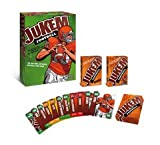 Jukem Football Card Game - Made in the USA.