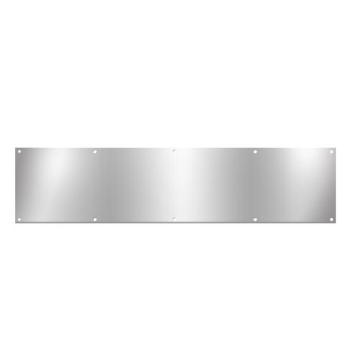 Deltana KP834U32D 8-Inch x 34 -Inch Stainless Steel Kick Plate