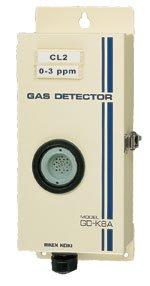 Detector Nitrogen Leak (Detector / transmitter, diffusion, Nitrogen Dioxide (NO2) 0-15 ppm by RKI Instruments)