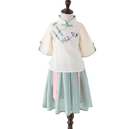 Daily Hanfu Girl Dress Chinese Dress 2