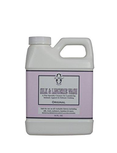 Le Blanc® Original Floral Fusion Silk & Lingerie Wash - 16 FL. OZ., One (Wash Silk Fabric)