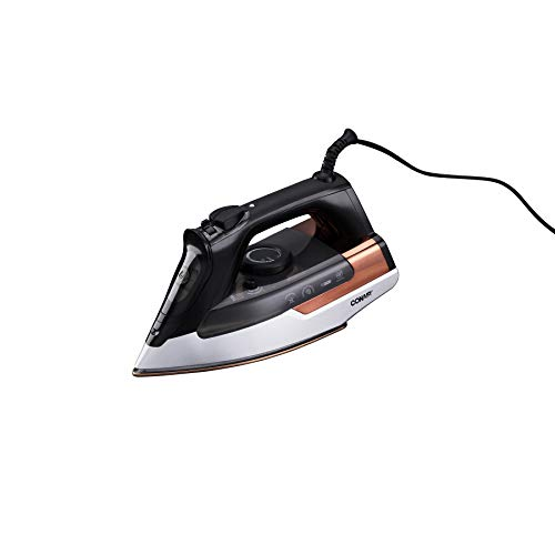 Conair Extreme Steam Pro Steam Clothing Iron, 1875-Watts with Nano Titanium Soleplate (Best Iron With Titanium Anti)