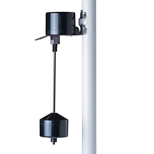 (SJE Rhombus 1003590 SJE Vertical Master Pump Switch 10', 120VAC with Plug)