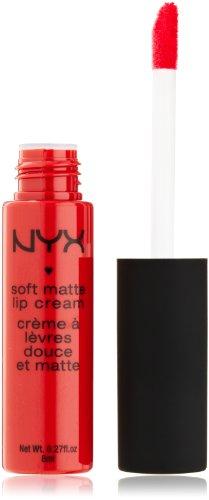 NYX souple Lip Cream Matte, Amsterdam