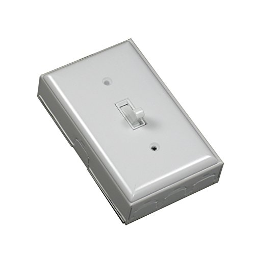 (Legrand - Wiremold BW2-S Metal Raceway Outlet Box)