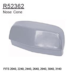 John Deere Parts HTFR52362 NOSE CONE - LATE MODELS