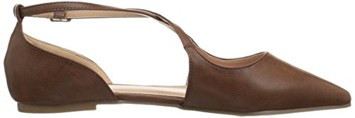 Brinley Flat Women's Ballet Melly Brown Co 8r8Iwqn0