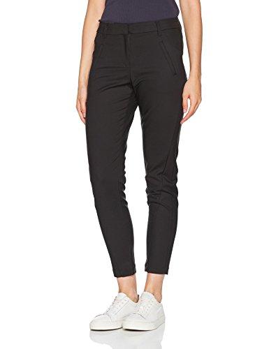 Vero Moda Vmsofia Ls Boatneck Blouse Noos, Suéter para Mujer Rosa (Black)