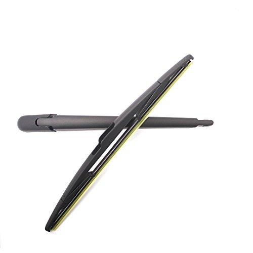Rear Window Wiper Arm And Blade Set para 307 SW Estate 2000 - 2008 C3 2002 - 2010: Amazon.es: Coche y moto