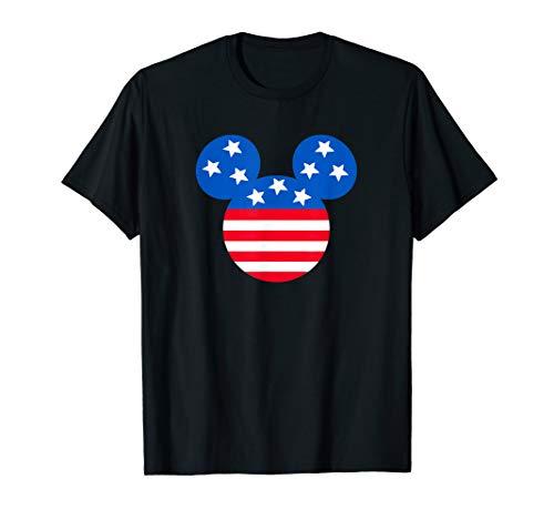 Disney Mickey Mouse Americana T-Shirt