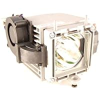 Infocus LP650 projector lamp replacement bulb with housing - high quality replacement lamp