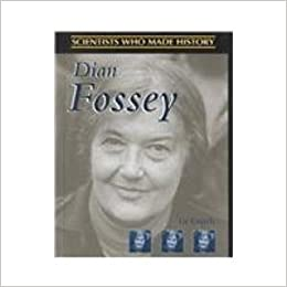 Book Dian Fossey (Scientists Who Made History)