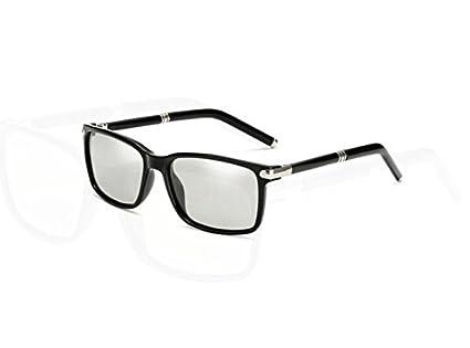 Nhdz Día Y De Noche Doble Fotocromáticos Polarizados Gafas Gafas De Sol, Conducción Cómoda Conducción