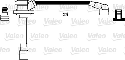 Valeo 346025 Ignition Cable: