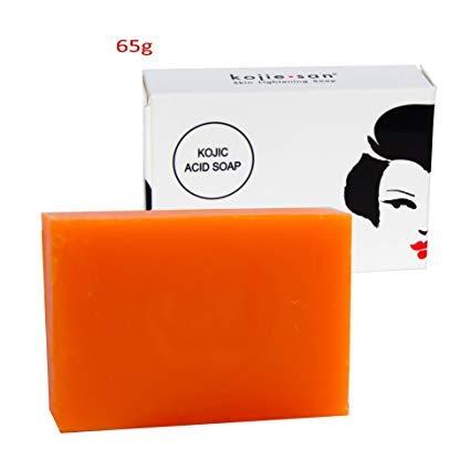 Kojie San Lightening Soap - Pack of 3 65g (1 Pack)