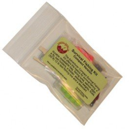 Best Glide ASE Survival Fishing Kit - Compact (Glide Kit)
