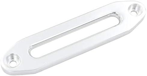 N/O Viel Spaß beim Einkaufen mit Rollenseilfenster Silbern 254 mm Aluminium für Winde