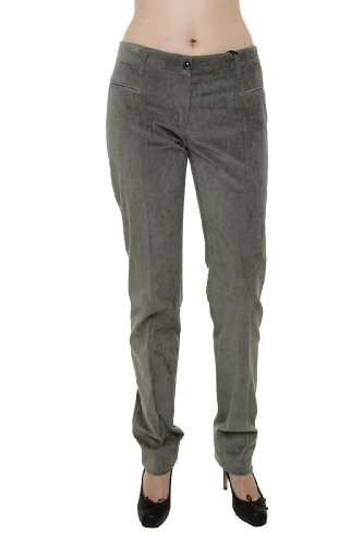 Dolce & Gabbana Womens Pants Trousers, 40, Grey