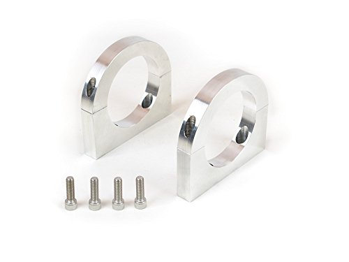 Canton Racing 24-212 Accusump Billet Aluminum Mounting Clamp, 2 Pack by Canton Racing Products (Image #1)