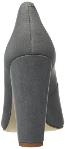 Steve Madden FootwearPrimpy Pump - Zapatos de Tacón mujer Gris (Grey)