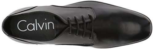 Calvin Klein Men's Lucca Dress Calf Oxford Black cheap price from china perfect for sale outlet best wholesale pick a best cheap online kUTgq612