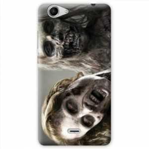 Amazon.com: Case Carcasa Wiko Fever 4G Horreur - - Zombie ...
