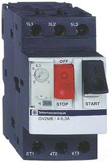 SCHNEIDER ELECTRIC 600-VAC GV2ME16 Manual Starter 600VAC 14AMP IEC