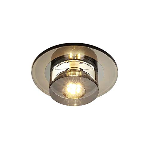 Modern Crystal Ceiling Light Flush Mount Pendant Lamp Fixture Lighting Chandelier ...