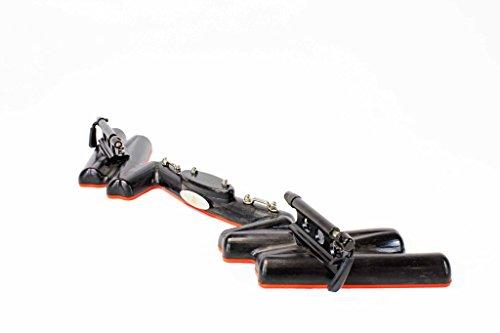 In-Car and Truck Bike Rack – Asphalt Black – Two 9 x 100mm Fork Mounts Review