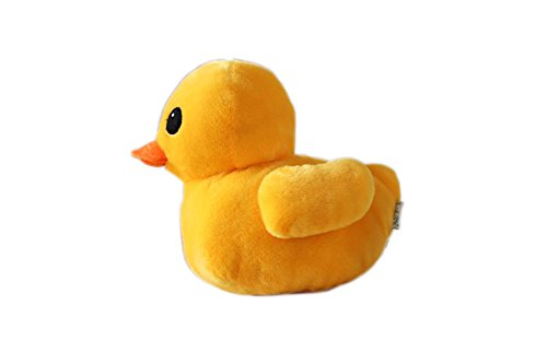 20cm Cute Rubber Duck Plush Toy Doll